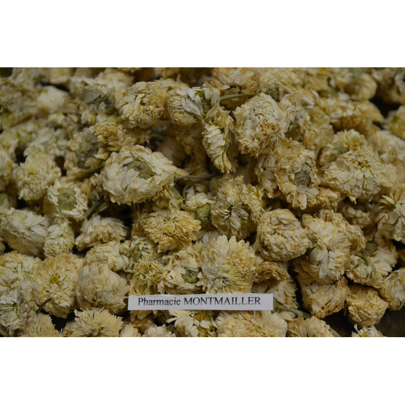 CAMOMILLE ROMAINE   7.50 € LES 50G