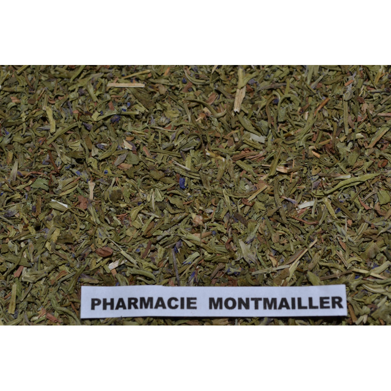 HYSOPE  FEUILLE  MONDEE  3.00€ LES 100 G