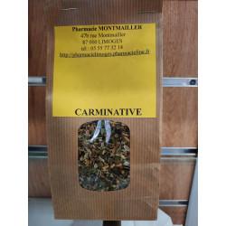 Mélange plantes carminative
